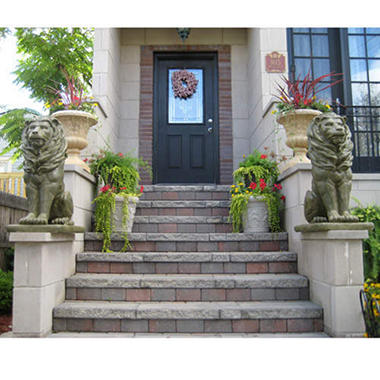 Guardian Entryway Lions