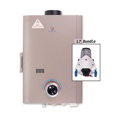 Eccotemp L7 Tankless Water Heater with Flojet Pump