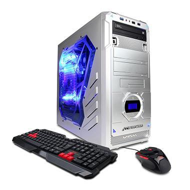 CyberPowerPC Gamer Ultra GUA450 Desktop Computer, AMD FX-8320, 8GB Memory, 1TB Hard Drive