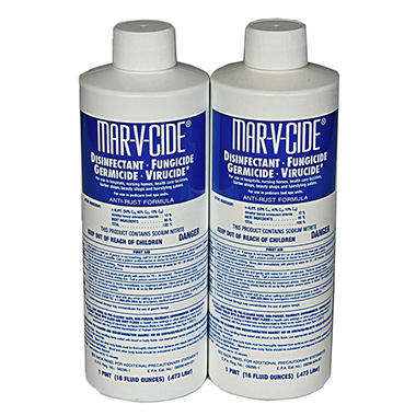 Marvy Mar-V-Cide Concentrated Disinfectant-2/16 oz