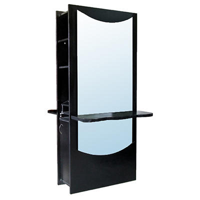 Keller Double Sided Mirror Styling Station