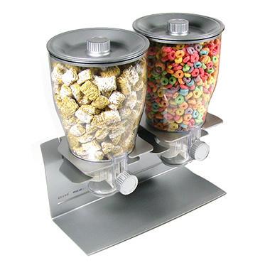 Zevro® Commercial Dispenser for Dry Food/Cereal - 17.5 oz.