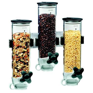 Zevro® Indispensable™ SmartSpace™ Triple Wall-Mounted Dispenser - 13 oz.