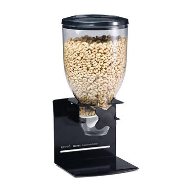 Zevro® Indispensable™ Premier Designer Edition Dispenser for Dry Food/Cereal - 17.5 oz.