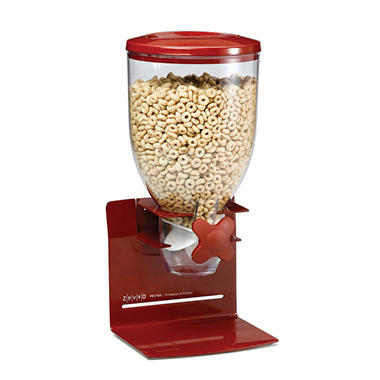 Zevro� Indispensable? Professional Edition Dispenser for Dry Food/Cereal - 17.5 oz.