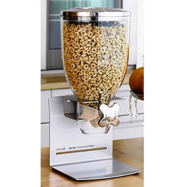 Zevro® Indispensable™ Premier Designer Edition Dispenser for Dry Food/Cereal - 17.5 oz.