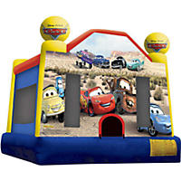 Disney Cars Inflatable Bounce House - Large