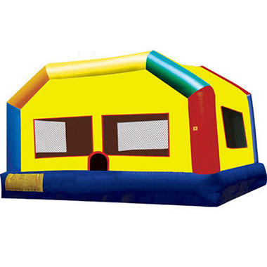 Fun House Inflatable Bounce House - Extra Large