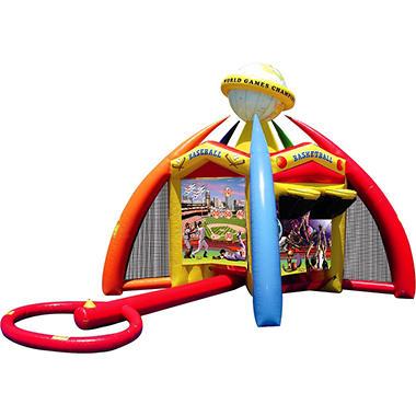 Junior Sports Games Station
