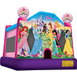 Disney Princess II Bounce House