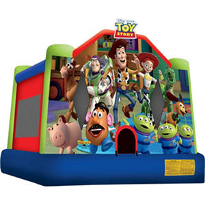 Toy Story 3 Bounce House