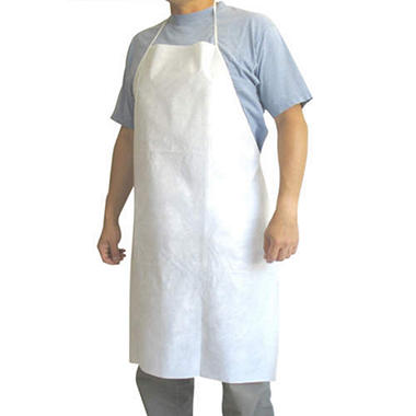 Disposable Polyethylene-Coated Apron - 100 ct.