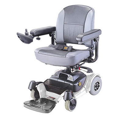 HS-1500 Deluxe Mini Power Chair - Various Colors