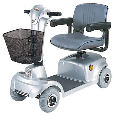 HS-360 Economy 4 Wheel Scooter - Various Colors