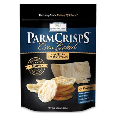 Kitchen Table Bakers Parm Crisps 9 5 Oz Sam S Club