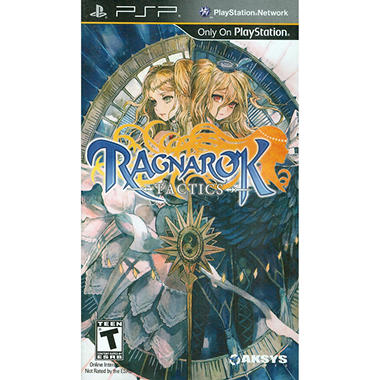 Ragnarok: Tactics - PSP