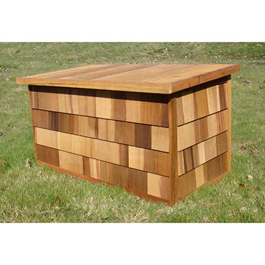 Aspen Cedar Deck Box