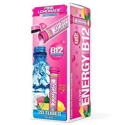 Zipfizz Energy/Sports Drink Mix - Citrus