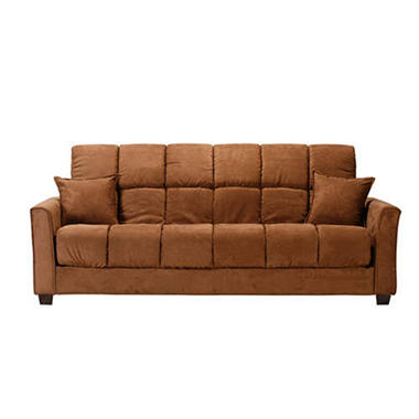 Baja Futon Sofa Sleeper - Dark Brown