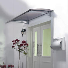 Aquila 1500 Grey Door/Window Awning