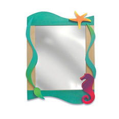 Tropical Seas Wall Mirror