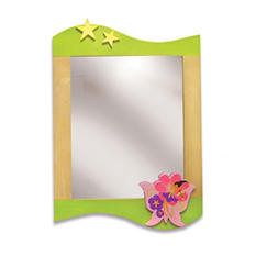 Room Magic Garden Wall Mirror