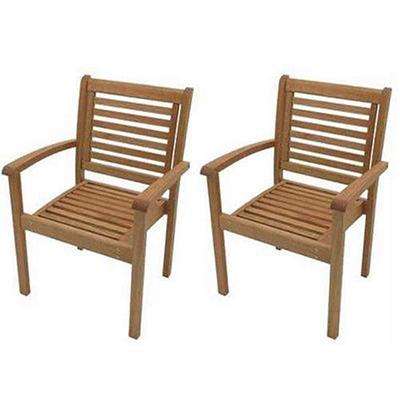 Brazil Outdoor Chair - 2 pk.