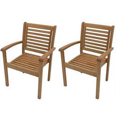 Brazil Outdoor Chair - 2 pk.