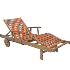 Brazil Outdoor Chaise