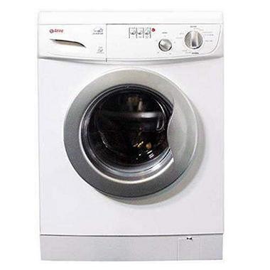 110V Stackable Dryer - White w/ Platinum