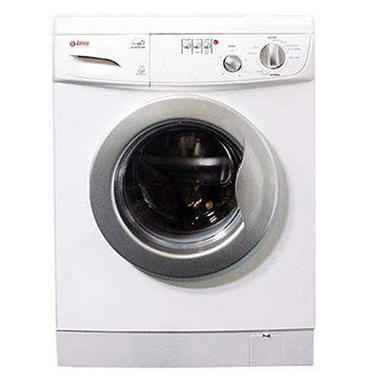 110V Stackable Dryer - White w/ Platinum