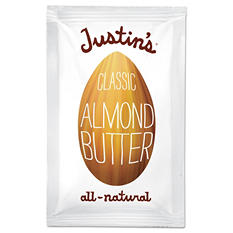 Justin's Classic Almond Butter  (1.15 oz. ea., 10 ct.)