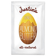 Justin's Honey Almond Butter (1.15 oz. ea., 10 ct.)