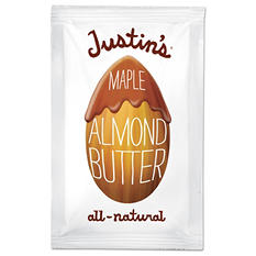Justin's Maple Almond Butter (1.15 oz. ea.,10 ct.)