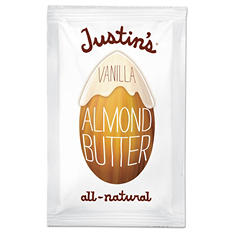 Justin's Vanilla Almond Butter (1.15 oz. ea.,10 ct.)