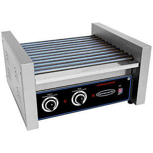 Commercial Pro CPRG30 Hot Dog Roller Grill