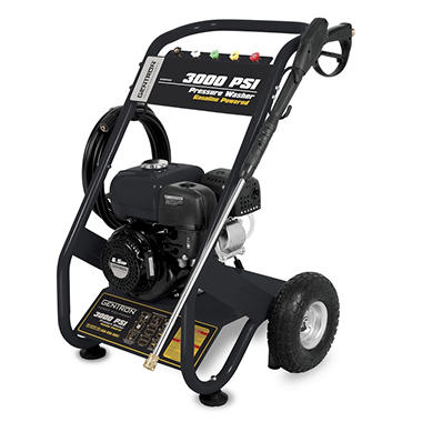 Gentron 3,000 PSI - Gas Pressure Washer