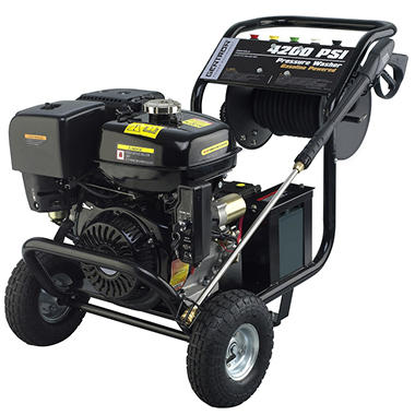Gentron - 4200PSI - Gas Pressure Washer - Commercial Grade