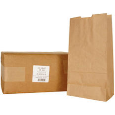 12# Kraft Paper Bags - 500ct