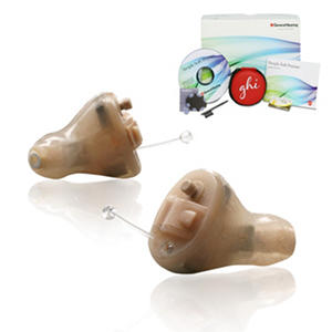 "GHI Simply Soft"" Premier Digital Hearing Aid Pair"