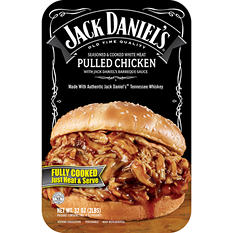 Jack Daniel's BBQ Pulled Chicken (16 oz., 2 pk. - 32 oz. total)