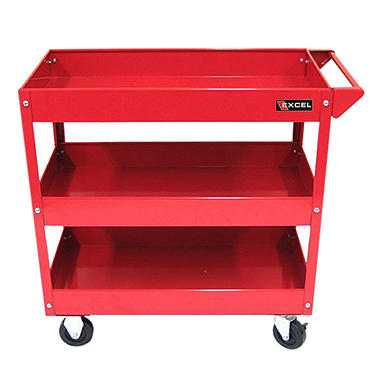 Excel - Steel Tray Tool Cart