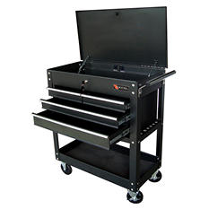 "Excel Professional Tool Cart - 33.5"" (Limited Time Offer - DIY Event)"