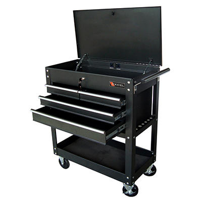 Excel Professional Tool Cart - 33.5""