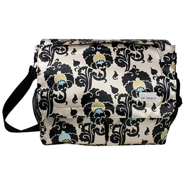 Amy Michelle Seattle Diaper Bag, Moroccan