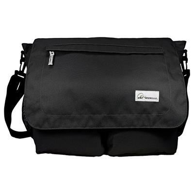 Amy Michelle Seattle Diaper Bag, Black