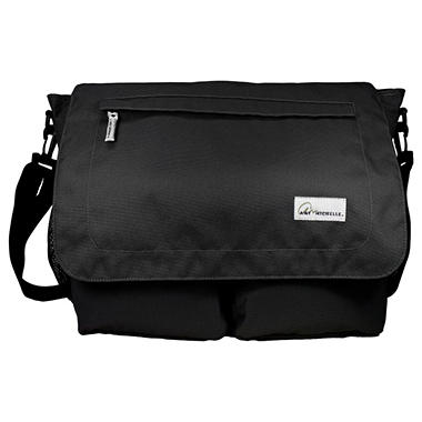 Seattle Diaper Bag - Black
