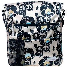 Amy Michelle Lexington Diaper Bag, Moroccan