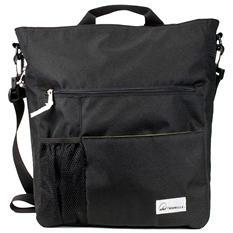 Amy Michelle Lexington Diaper Bag, Black