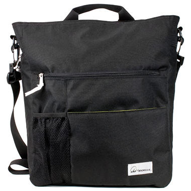 Lexington Diaper Bag - Black
